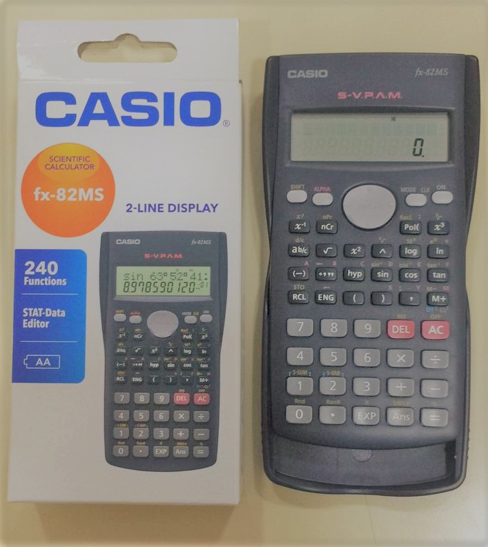 calculadora casio paraguay